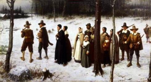 Puritan Winter Boughton