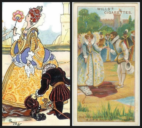 Ralegh Cigarette Cards