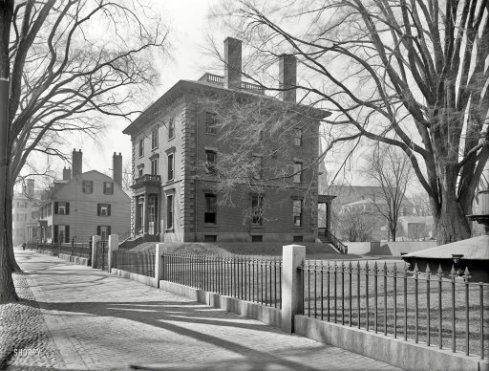 Salem Public LIbrary 1910