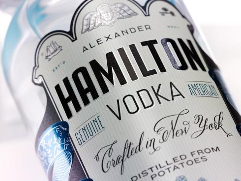 Hamilton Vodka