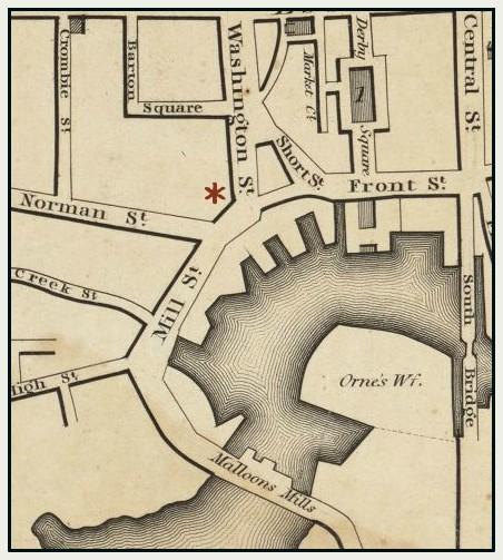 Salem 1820 Saunders