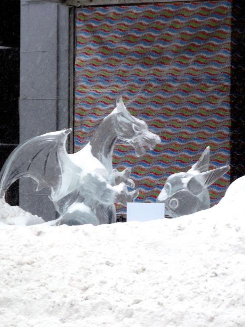 Snow Sculptures 021