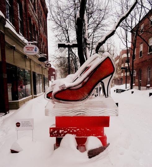 Snow Sculptures 040