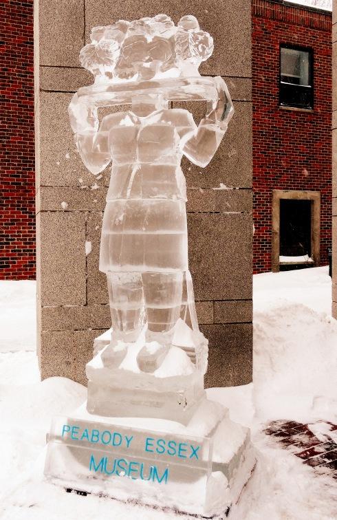 Snow Sculptures 044