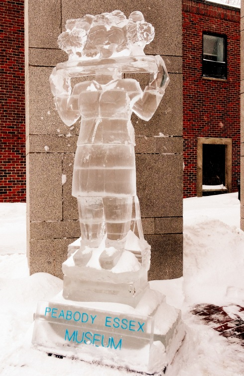 Snow Sculptures 044