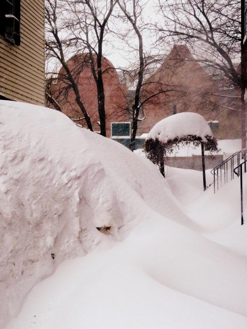 Snow Sculptures 057