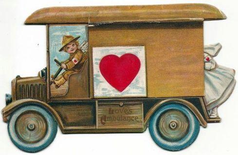 Valentine Ambulance Bod Lib