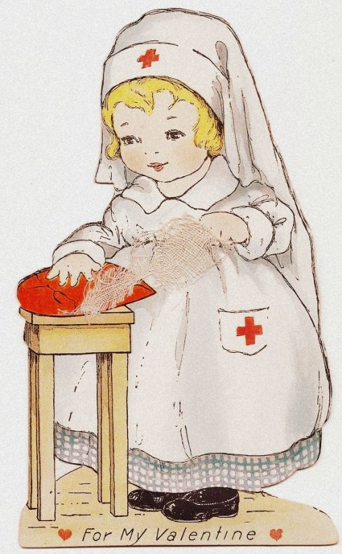 Valentine Nurse Bodleian Lib