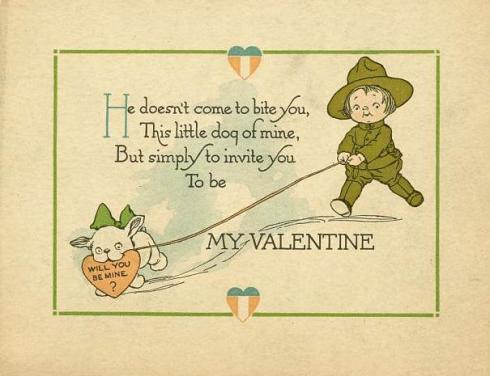 WWW Valentine LOC 1919