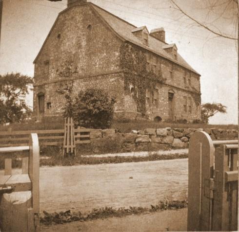 Cradock House Medford BPL