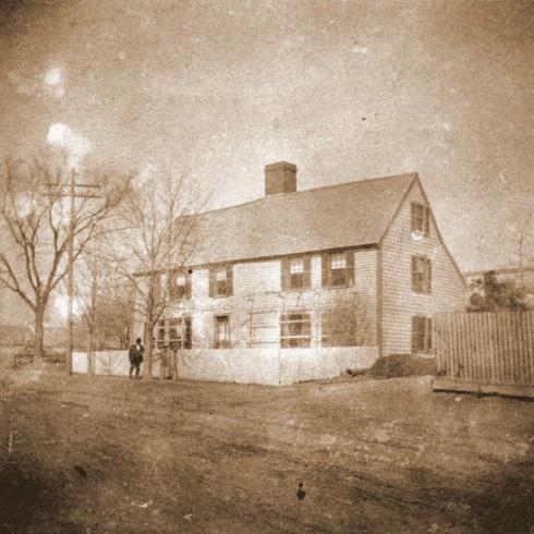 Deane Winthrop House Winthrop BPL