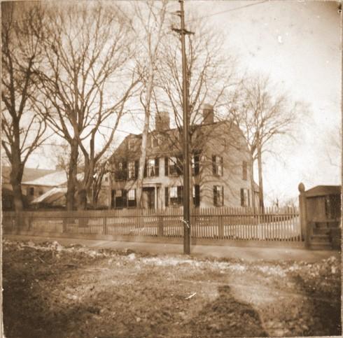 Dillaway House Roxbury BPL