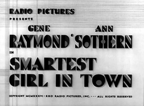 Film Font 1936