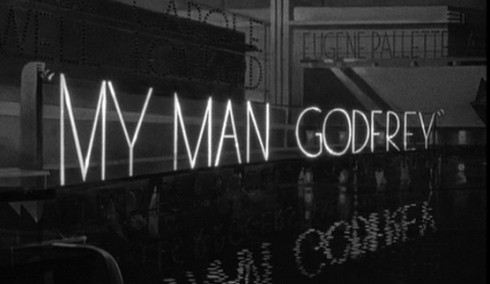 Film Font Godfrey