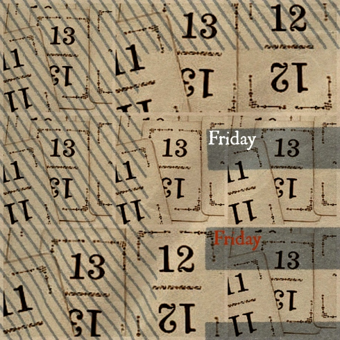 Friday 13 Flinch Cards