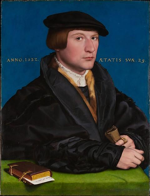 Hans Holbein 1532