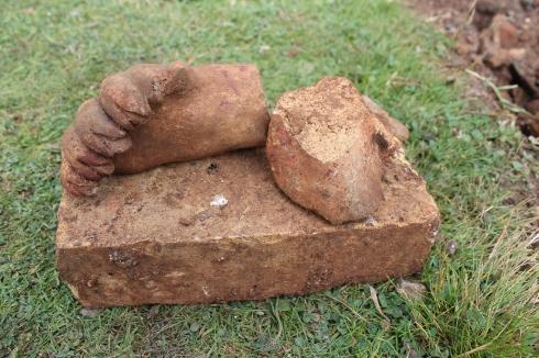 Lion's Paw excavation