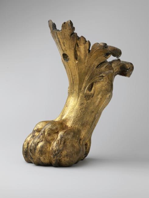Lion's Paw Furniture Mount MET
