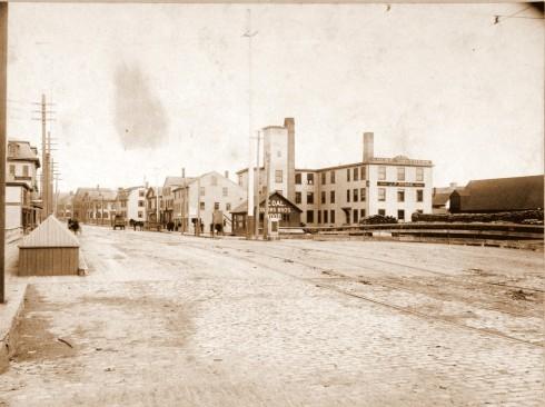 North Bridge Salem 1890 BPL