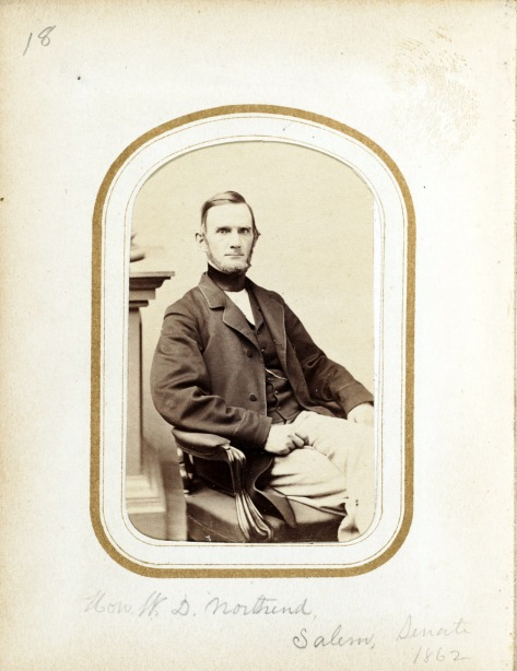 Northend 1862 Portrait