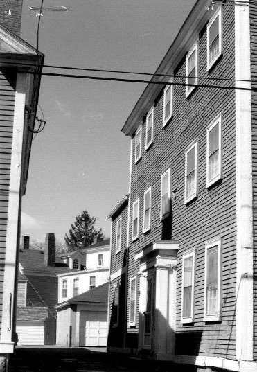 Northend Birthplace Beckford Street Salem