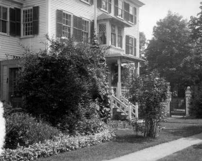 Northend Robinson House Summer Street