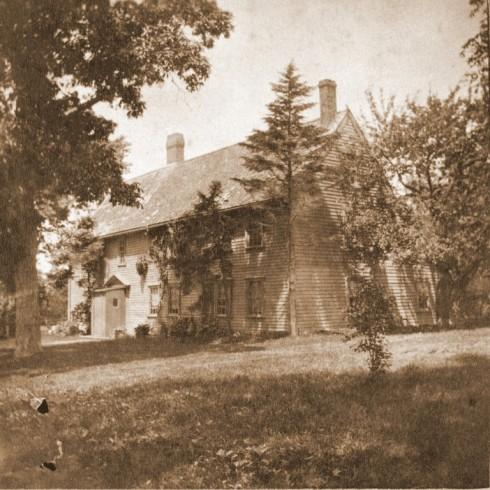 Pierce House Dorchester BPL