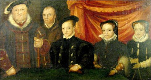 Tudor Family Portrait