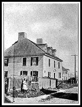 Lear House 1917 SPNEA Old-Time New England