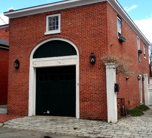 Oliver Street Carriage House 2