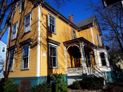 Orange House Forrester