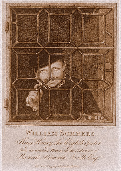 Will Somers 1798