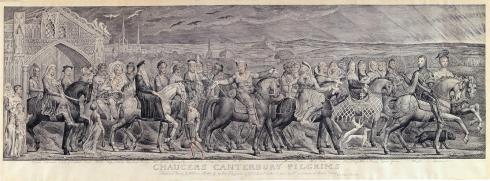 William_Blake_-_Chaucer's_Canterbury_Pilgrims 1810