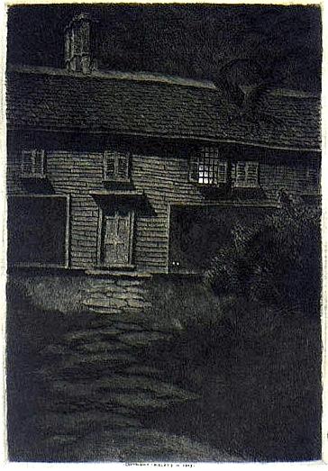 Witch House 1903 CW Mielatz