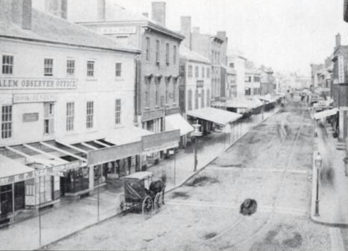 Essex Street 1870
