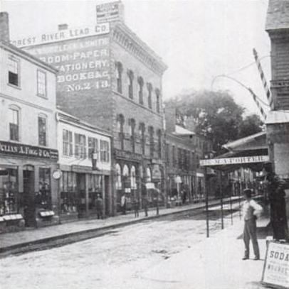 Essex Street 1874