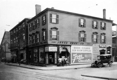 Essex Street 1920s HH