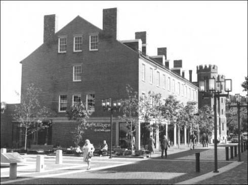 Essex Street LH Rogers