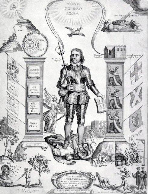Magna Carta Cromwell BM