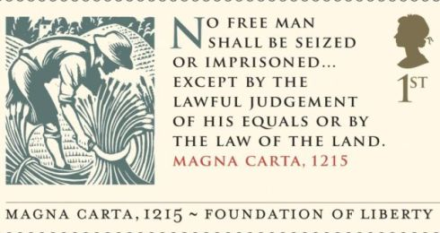 Magna Carta Stamp