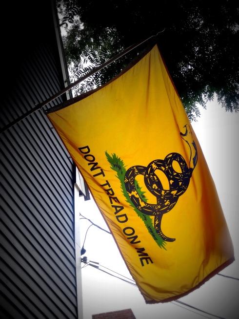River Street Flag