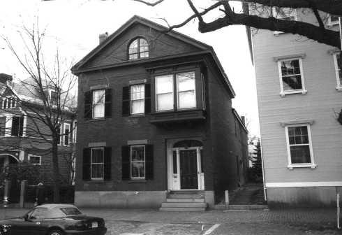 Bertram House Salem