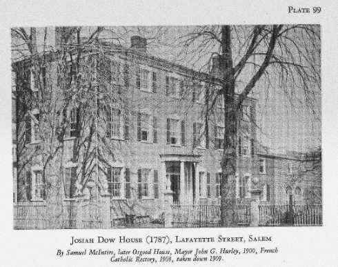 Howell's Houses Dow House