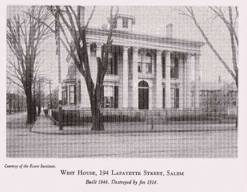 Howells Houses West