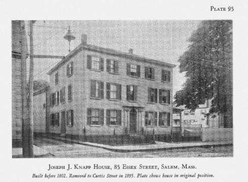 Howells Knapp House