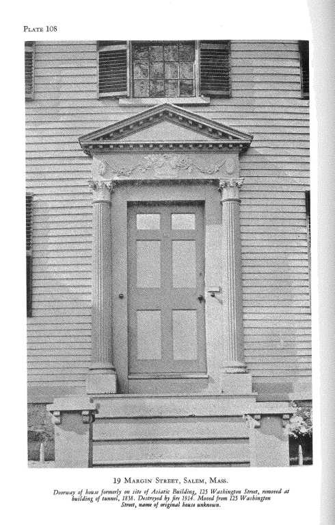Howells Margin Street door