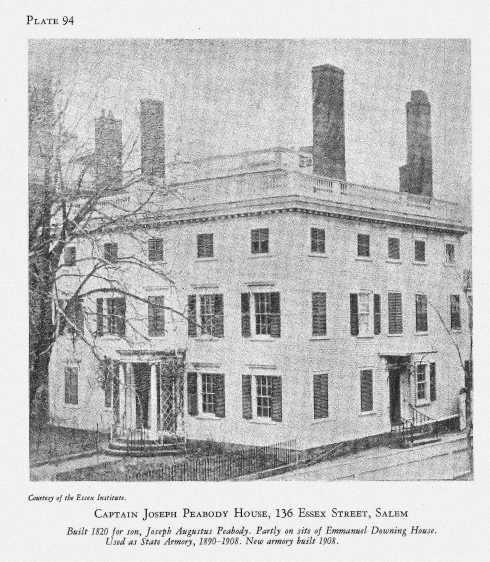 Howells Peabody House