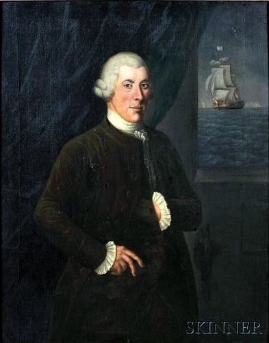 John Derby Portrait Skinner