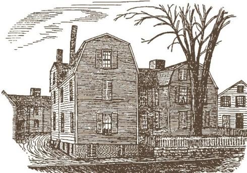 Ruck House Essex Antiquarian Perley 1900