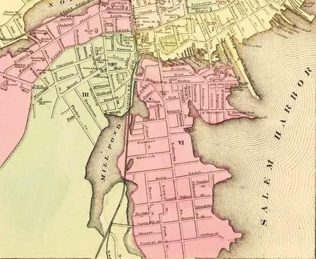 Salem 1871 Atlas